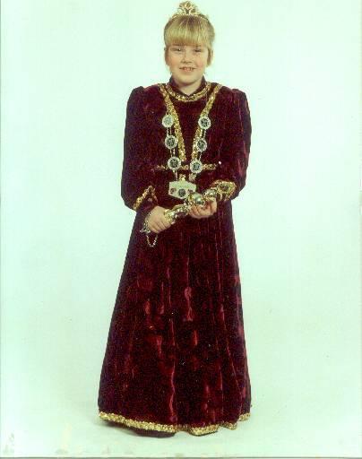 2001 Jeugdprinses Laura
