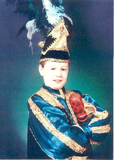 2002 Jeugdprins Mike