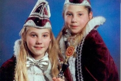 1997 Jeugdprinses Caroleyn