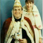 1987 Prinsenpaar Bert en Henriette