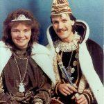 1988 Prinsenpaar Wim en Margo