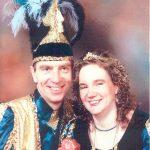 2002 Prinsenpaar Thijs en Elly
